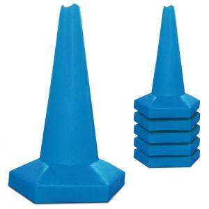 blauwe pilon