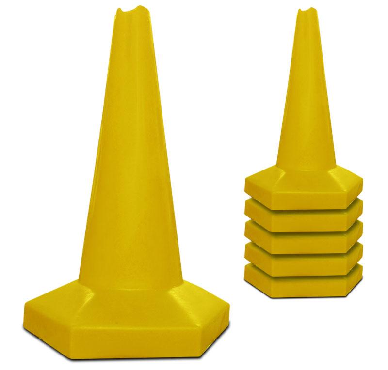 gele pilon