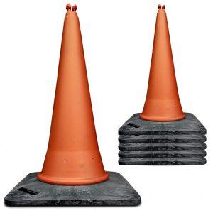 Oranje pilon 1 mtr
